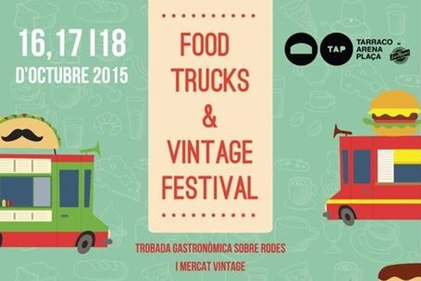 Food Truck Festival & Vintage Market Tarragona