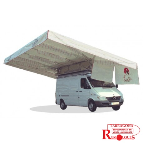 camion venta ambulante remolques tarragona