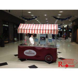 carrito-helados remolques tarragona