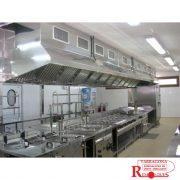 cocina industrial hotel remolques tarragona