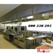 cocina- industrial hotel- remolques tarragona