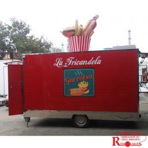 food-la-fricandela remolques tarragona venta ambulante