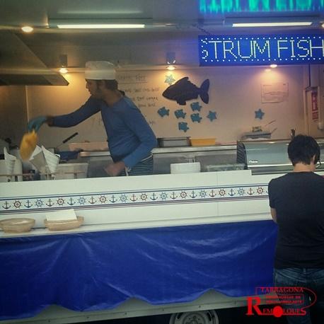 food truck pescado remolques tarragona