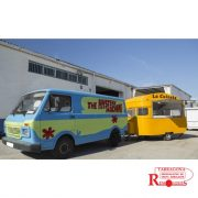 food trucks la cuineta mistery machine remolques tarragona