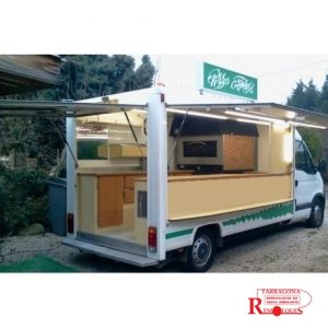 furgon pizzeria remolques tarragona