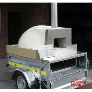 horno de pizza remolques tarragona venta ambulante carritos