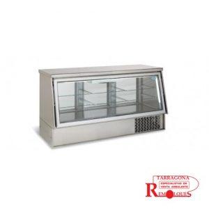 mostrador vitrina de frio remolques tarragona