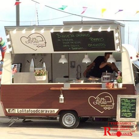 xurreria-food-truck remolques tarragona