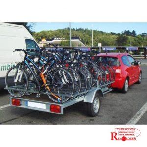 remolque-porta-bicicletas remolques tarragona