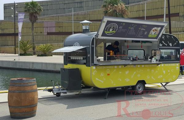 food truck wok